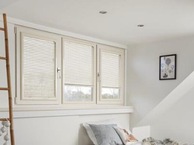 easyclick systeem raam zolderkamer